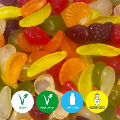 funky fruits vegan