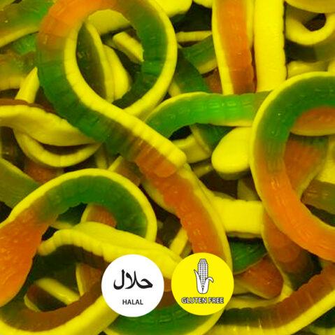 halal yellow bellies