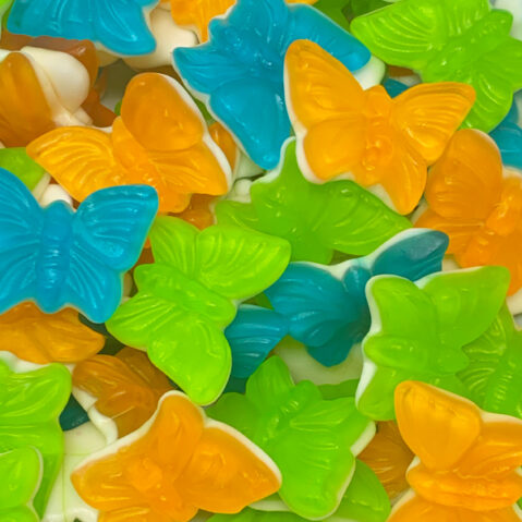 Jelly Butterflies