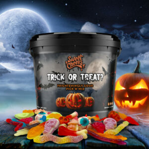 Halloween Bucket REG